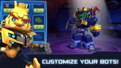 Angry Birds Transformers RIKA screenshot 2/3