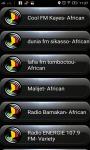 Radio FM Mali screenshot 1/2