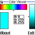 Color viewer screenshot 1/1
