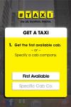 Pound Taxi screenshot 2/4