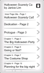Ebook - Halloween Scaredy Cat screenshot 2/4