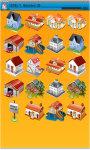 3D Houses match up game screenshot 3/3