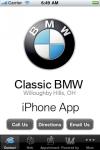 Classic BMW screenshot 1/1