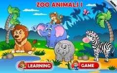 New Kids Animals Farm and Zoo Free screenshot 5/6