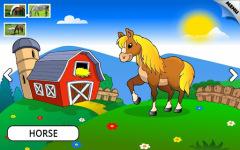 New Kids Animals Farm and Zoo Free screenshot 6/6