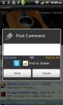 TwitCasting Viewer - Free screenshot 4/4