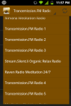 Meditation Music Radio Relaxing screenshot 3/5