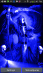 Frosty Grim Reaper LWP screenshot 3/3