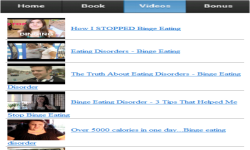 Binge Eating Disorder screenshot 3/3