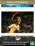 Neymar JR Wallpapers screenshot 5/6
