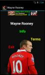 Wayne Rooney HD_Wallpapers screenshot 2/3