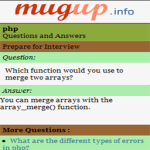 PHP Interview Q AND A screenshot 4/4