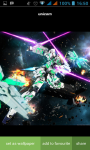 Gundam 3D HD Wallpaper screenshot 2/3