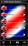 British Radio Stations screenshot 2/4