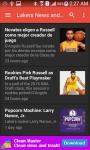 NBA browser HD screenshot 2/5