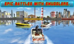 Boat Driving 3D: Crime Chase screenshot 2/4
