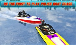 Boat Driving 3D: Crime Chase screenshot 3/4