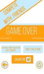 Dodger - Gyroscope based game screenshot 4/4