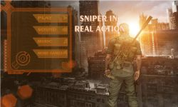 Sniper In Real Action screenshot 1/6