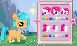 Pet Baby Pony Care screenshot 4/4