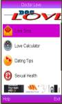 Doctor Love Tips screenshot 1/3