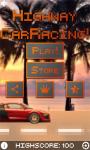 Highway Car Racing: Free screenshot 1/6