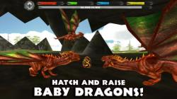 World of Dragons Simulator safe screenshot 1/6