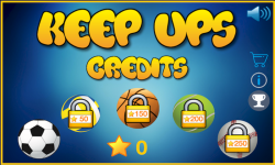 Keep Ups screenshot 1/4
