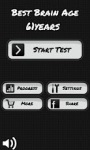 Brain Age Game screenshot 1/4