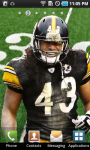 Troy Polamalu Live Wallpaper screenshot 1/3