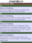 101 Save Money Ideas screenshot 2/2
