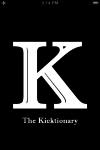 Sneaker Kicktionary screenshot 1/1