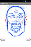 How to Draw: Monsters and Zombies screenshot 6/6