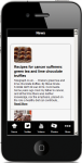 Healthy Chocolate Recipes screenshot 2/4