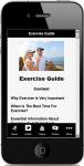 Exercise Information screenshot 4/4