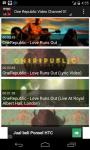 One Republic Video Clip screenshot 1/6