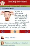 Healthy Forehead screenshot 3/3