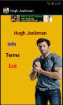 Hugh Jackman Hd_Wallpaper screenshot 2/3