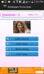 Actresses  Quiz screenshot 4/4