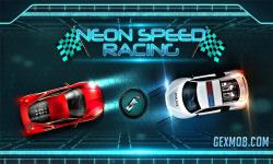 Neon Speed Racing screenshot 1/6