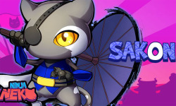 Ninja Neko screenshot 5/6