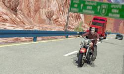 Moto Racer With Traffic game screenshot 4/5