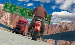 Moto Racer With Traffic game screenshot 5/5