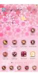 Cherry Blossoms Theme screenshot 1/4