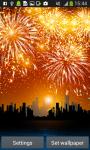 Fireworks Live Wallpapers screenshot 1/6