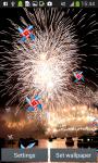 Fireworks Live Wallpapers screenshot 2/6