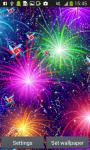 Fireworks Live Wallpapers screenshot 5/6