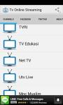 TV-Onlin screenshot 1/3