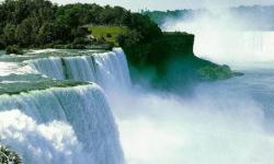 Wallpaper Waterfall HD screenshot 1/6