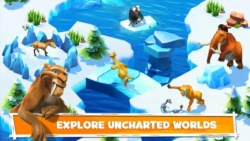Ice Age Adventures Run screenshot 1/3